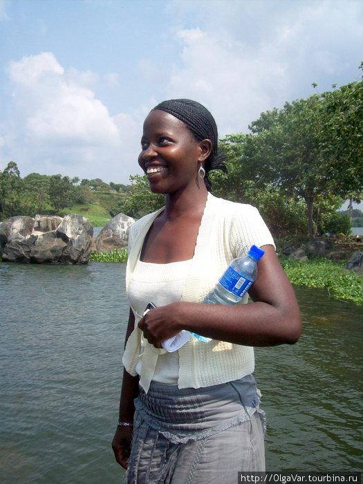 Угандийская красавица