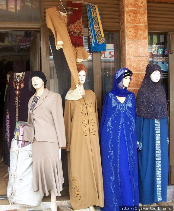 Модницы из Джинджы