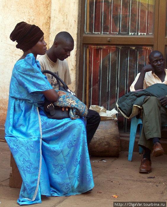 Угандийская мадонна