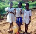 В поселке Kayabwe