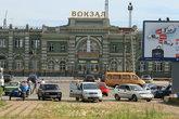 Вокзал в Рузаевке многократно перестраивался.