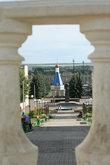 Город с высоты Куйбышева.