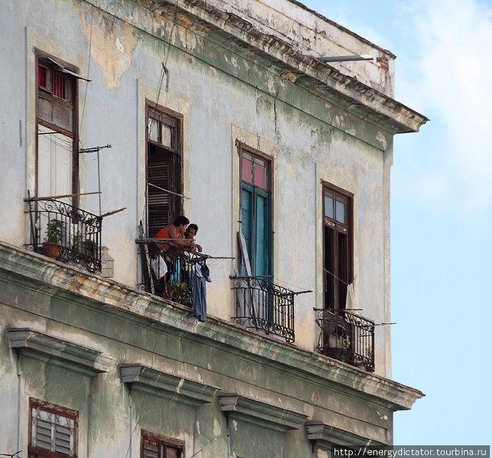 к сожалению остается ощущение что прекрасные дома колониального периода никто не ремонтировал с окончания этого самого периода