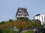 Этот замок был построен в 1964 году на месте, где отродясь никакого замка не было. Всё для туристов :-)