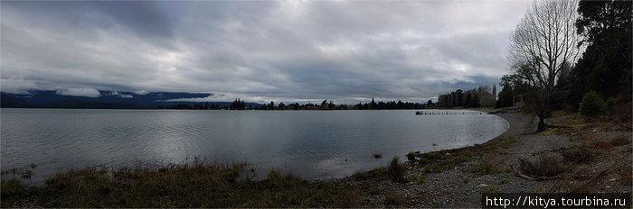 Озеро Те-Анау