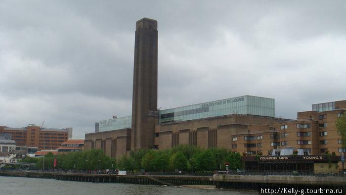 Галерея Tate Modern