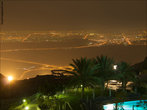 Аль-Аин ночью