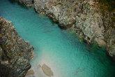 Ущелье Обокэ — тоже туристическое место.