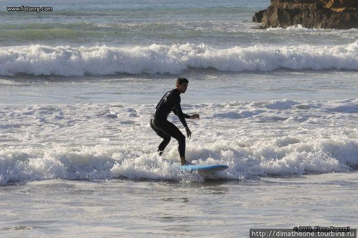 а 6-метровые волны пусть трепещут заранее — придет время и я вернусь чтобы укротить и их :)