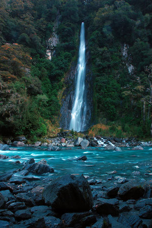 Водопад Thunder Creek