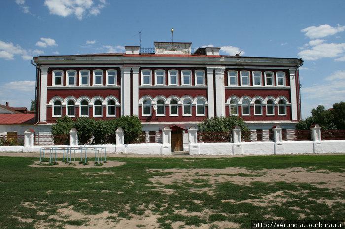 Школа №1.