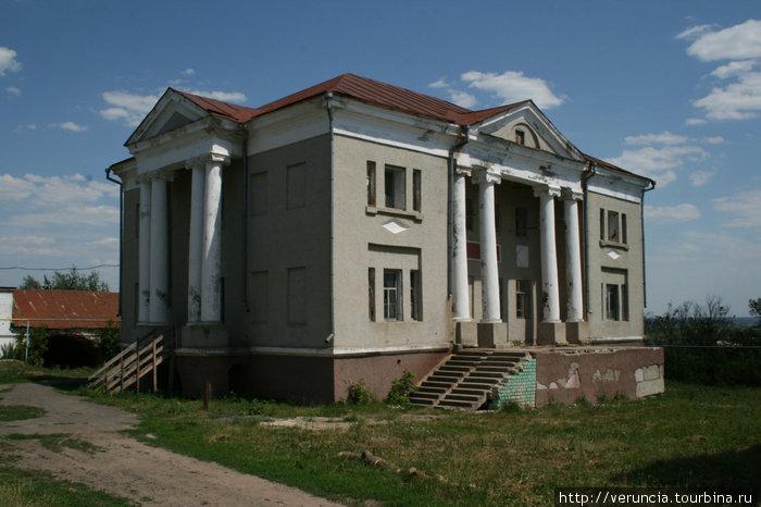Усадебный дом Муромцева.