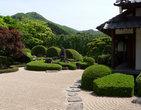 Сад в храме Райкюдзи.
