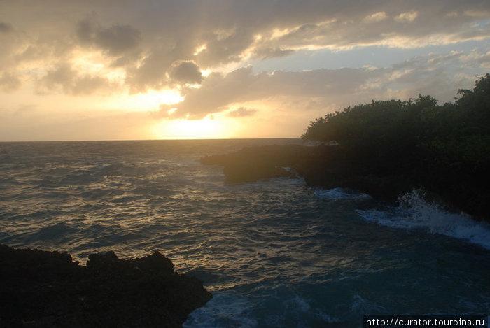 восход солнца в 6,30