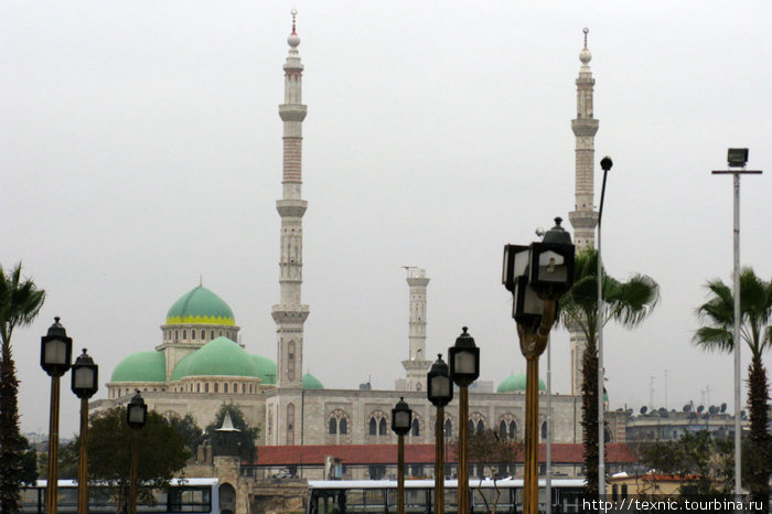 Мечеть в Алеппо