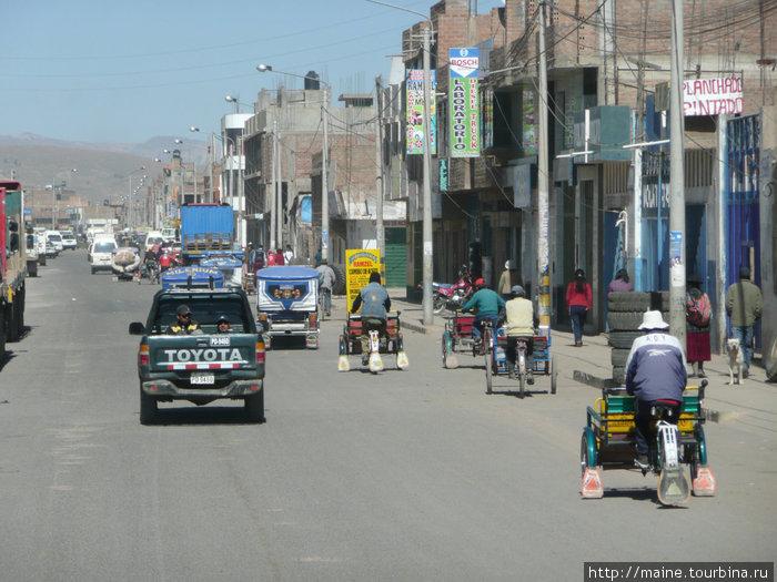 Джулиака-город без пошлинной торговли и большая дыра.