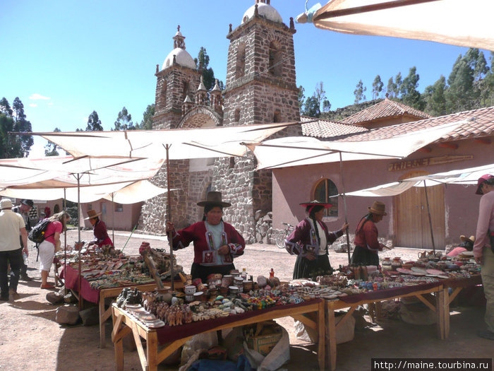 По дороге в Куско заезжаем посетить исторические памятники.