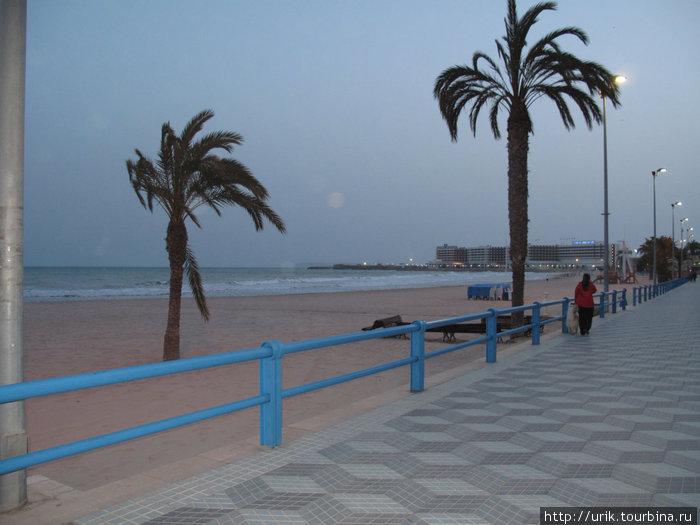 Курорты испании аликанте