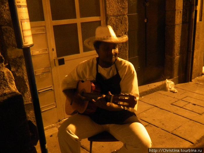 Музыка Порту ... слышите?