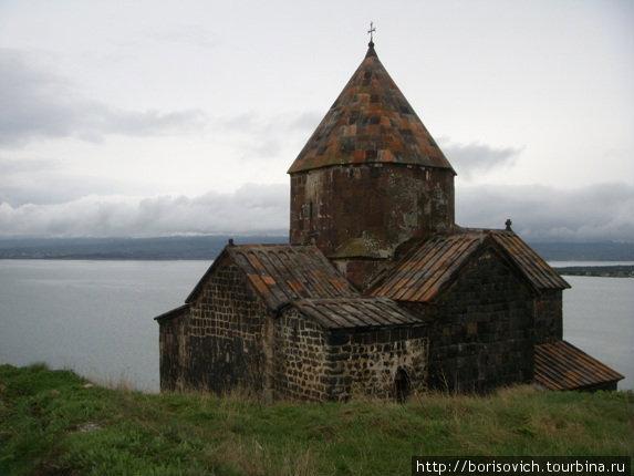 Севанский монастырь (полуостров Севан)
