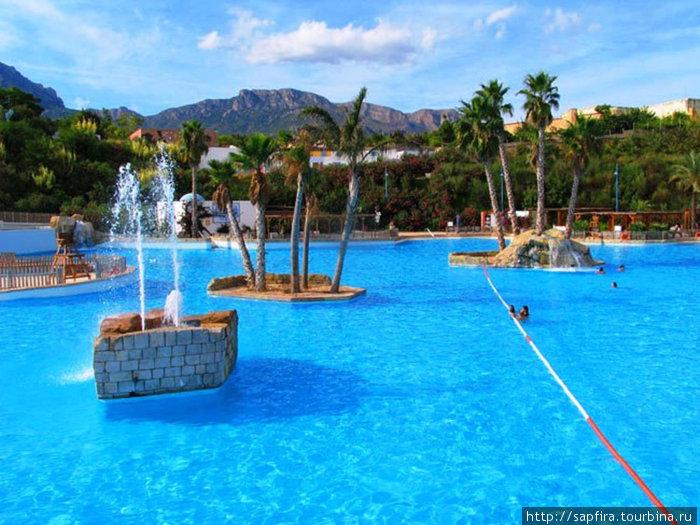 Залоговая недвижимость испания бенидорм аквапарк