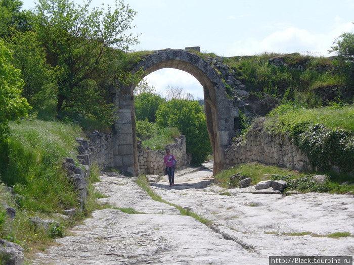 Ворота Орта-Капу