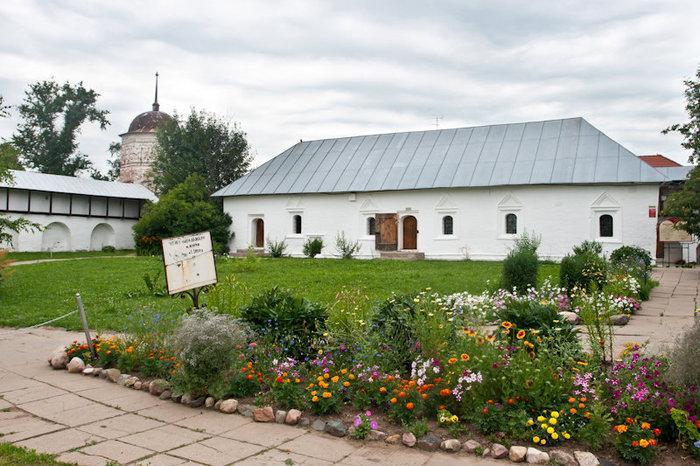 Покровский монастырь суздаль россия