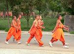 Это уже монахи...