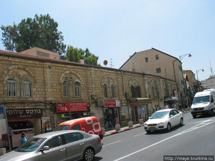 улица Агрипас