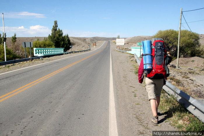 Мир без виз — 129. Метод штурма Пуэрто-Мадрин, Аргентина