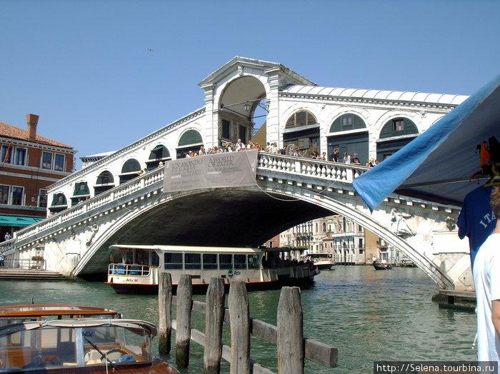Венеция. Мост Риальто.