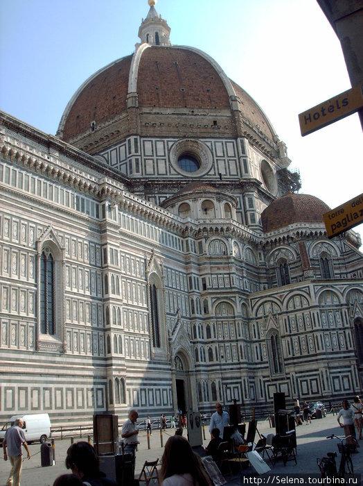 Флоренция. Собор Мария дель Фьоре.