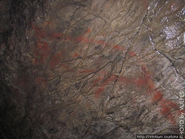 Наскальная живопись, Игнатьевская пещера.