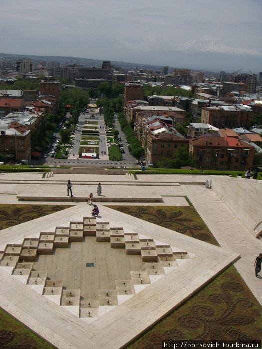 Ереванский Каскад