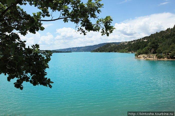 озеро Сент Круа