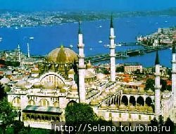 Мечеть Сулеймана.