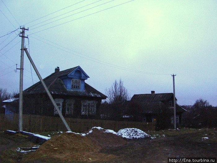 Вот моя деревня...