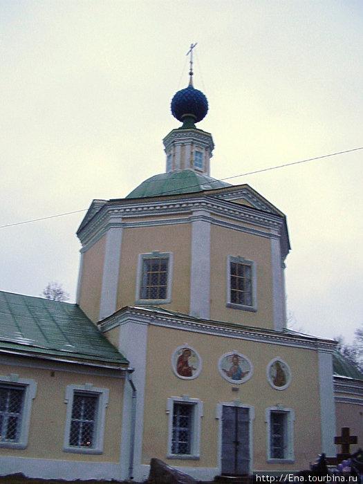 Пятницкий храм