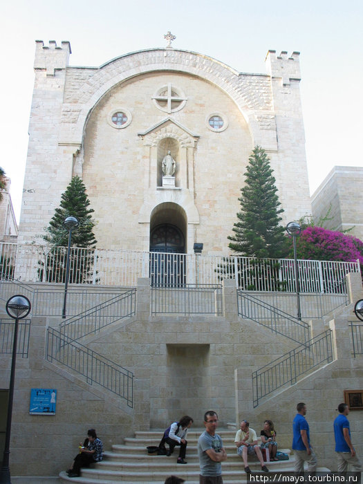 монастырь Сан Винсен де Поль.