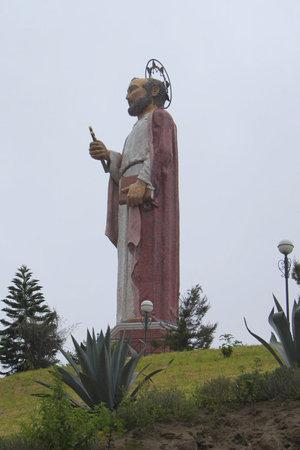 Статуя Сан Педро