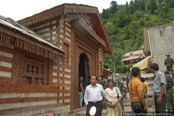 Храм Шивы и Рамы