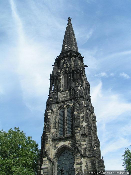 Храмовая колокольня