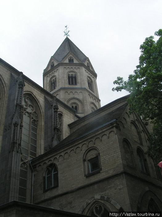 Вид на базилику