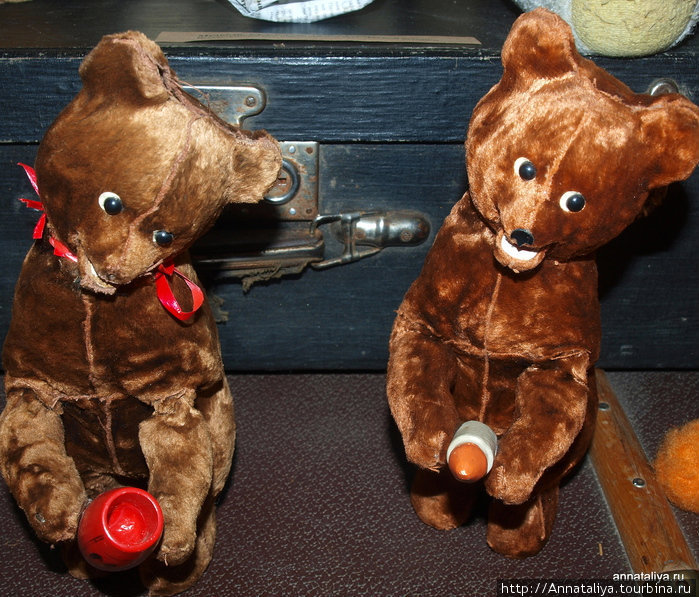 Старые мишки