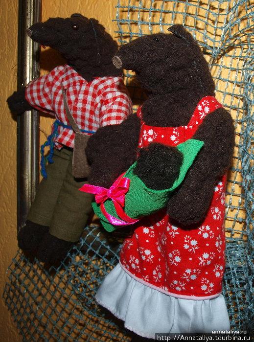 Медведи-негры