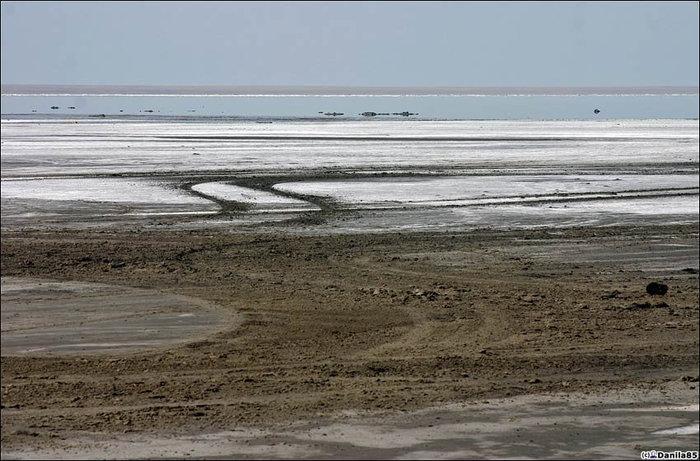 Озеро Эльтон.