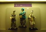 В музее ниндзя