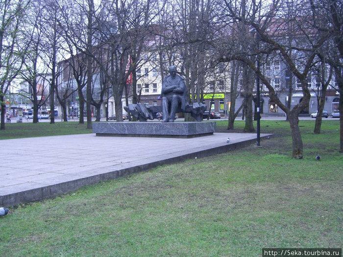 Парк Таммсааре / Tammsaare park