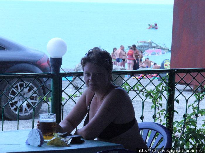 Июль Гагры 2009 г.