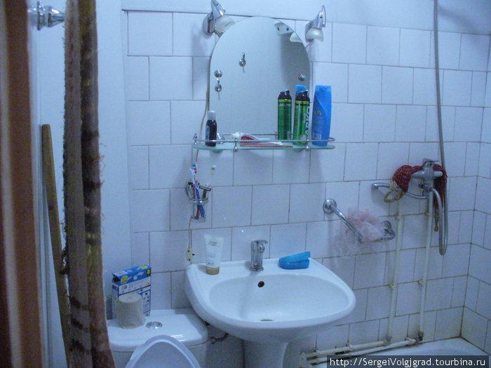 Июль Гагры 2009 г.  Квартира из Нутри . Удобства .Телефон  хозяки в описании поездки .